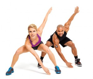 Insanity Workout: 20 Minutes to Totally Toned